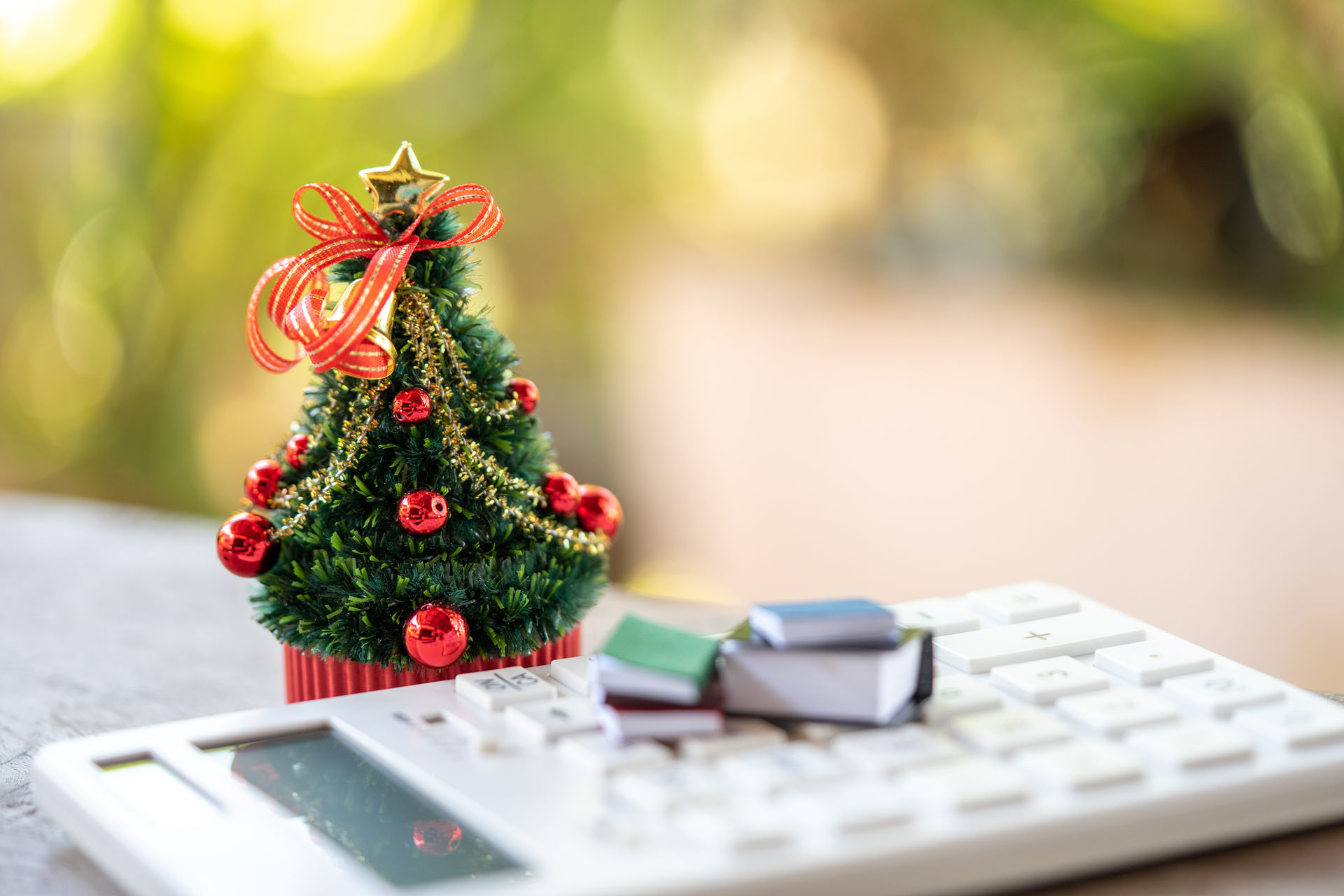 Don't let the tax man ruin your Christmas party